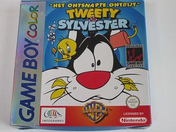 Tweety & Sylvester Het ontsnapte Ontbijt