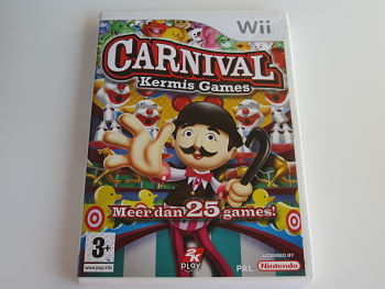 Carnival Kermis Games
