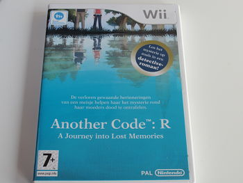 Another Code A Journey into Lost memories
