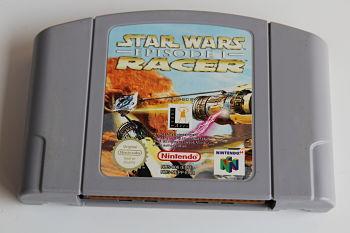 Star Wars -Episode  I - Racer