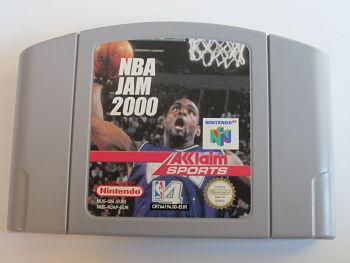 NBA Jam 2000