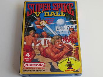 Super Spike v Ball