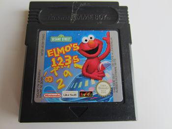 Elmo's 1,2,3