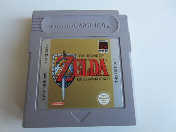 Zelda legend of Links awakening
