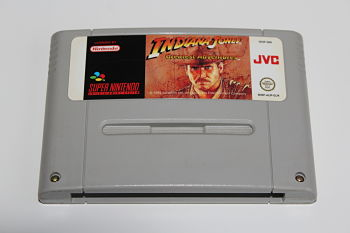 Indiana Jones Greatest Adventure