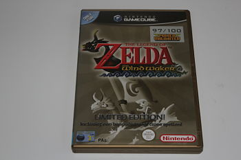 The Legend of Zelda The wind Waker limited Edition