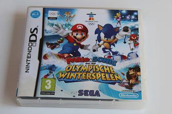 Mario & Sonic op de Olympische Winter spelen