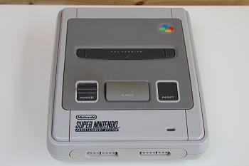 Snes Console Super Nintendo
