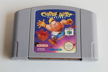 Charlie Blast