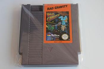 Rad Gravity