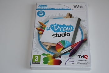 U Draw Studio Alleen game