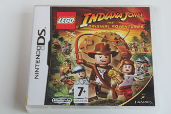 lego Indiana Jones orginal adventure