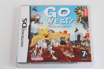 Go West een Lucky Luke Avontuur