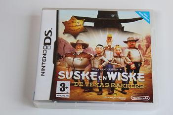 Suske en Wiske texas Rakkers