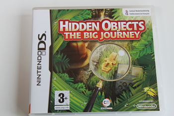 Hidden Objects Big Journey