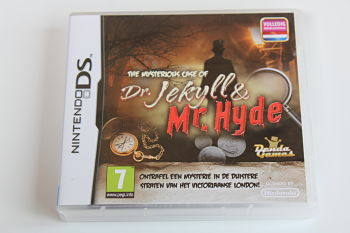 Mysterious Case of Dr. Jekyll& mr.Hyde