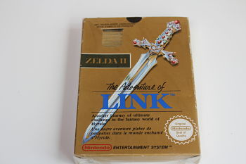 Zelda II adventure of Link