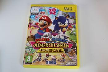 Mario & sonic Olympische Spelen Londen 2012