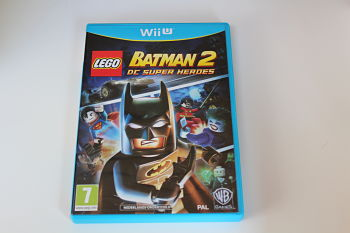 Lego Btaman 2 DC super heroes