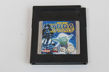 Yoda Stories Star Wars