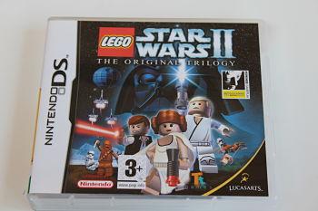 Lego Star Wars II 2 The orginal Trilogy