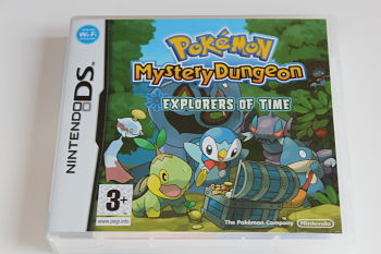 Pokemon Mystery Dungeon Explores of time
