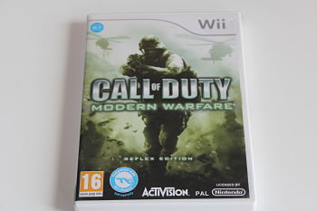 Call of Duty  Modern Warfare Refelx edition