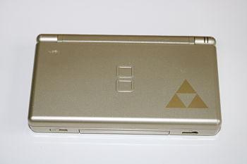 Nintendo Ds Lite Zelda Limited Editie