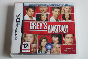 "Grey""s Anatomy The videogame"