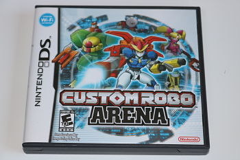 CustomRobo Arena