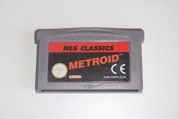 Metroid- Nes Classics