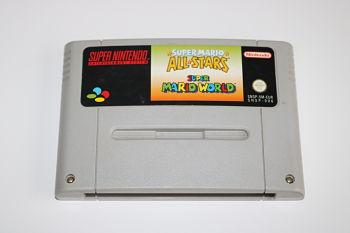 Super Mario All Stars & super mario world