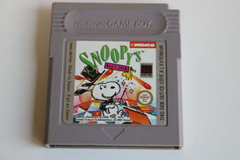 Snoopy's Magic Show