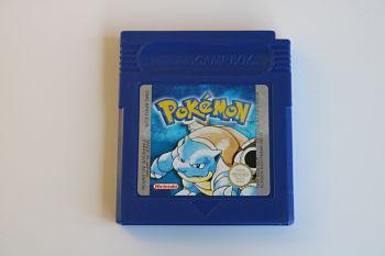 Pokemon Blauw