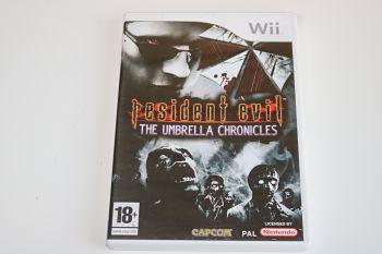 Resident Evil Umbrella Chroncles
