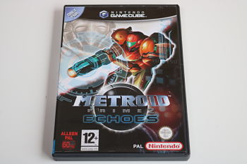 Metroid Prime Echoes 2