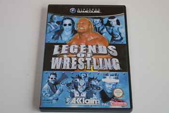 Legend of Wresteling