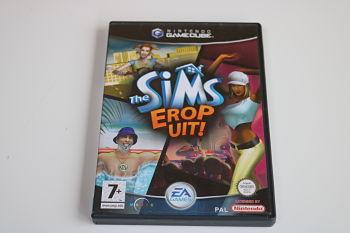 Sims er op uit