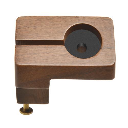 Apple watchholder, ABS Walnut
