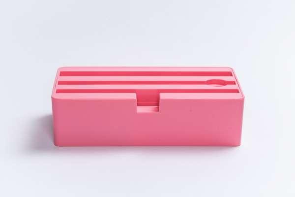 D-Dock Pink (No USB hub)