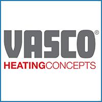 Vasco radiatorn Sanders Loodgieters