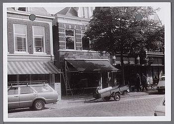 Winkel vroeger Loodgieters en Speciaalzaak Sanders