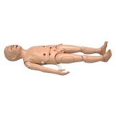 Verpleegkunde pop (5-jarig kind 1,19 m)
