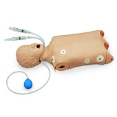 Geavanceerde kinderreanimatie - luchtwegbeheertorso met defibrillatiefuncties