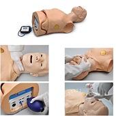 HAL® CPR + defibrillatie trainer met geavanceerde feedback