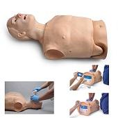 HAL® trainer voor luchtweg-, reanimatie- en auscultatievaardigheden