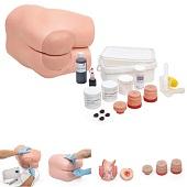 Darmverzorging en klysma-trainer