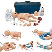 Pasgeborene zorg- en ALS(reanimatie)-simulator