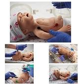 Baby C.H.A.R.L.I.E. simulator met ECG