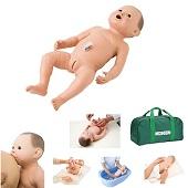 Baby oefenpop meisje (48 cm)